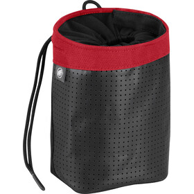 Mammut Stitch Chalk Bag lava-black